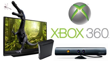 Xbox Natal podría llegar con gráficos full HD 3D y estereoscópicos