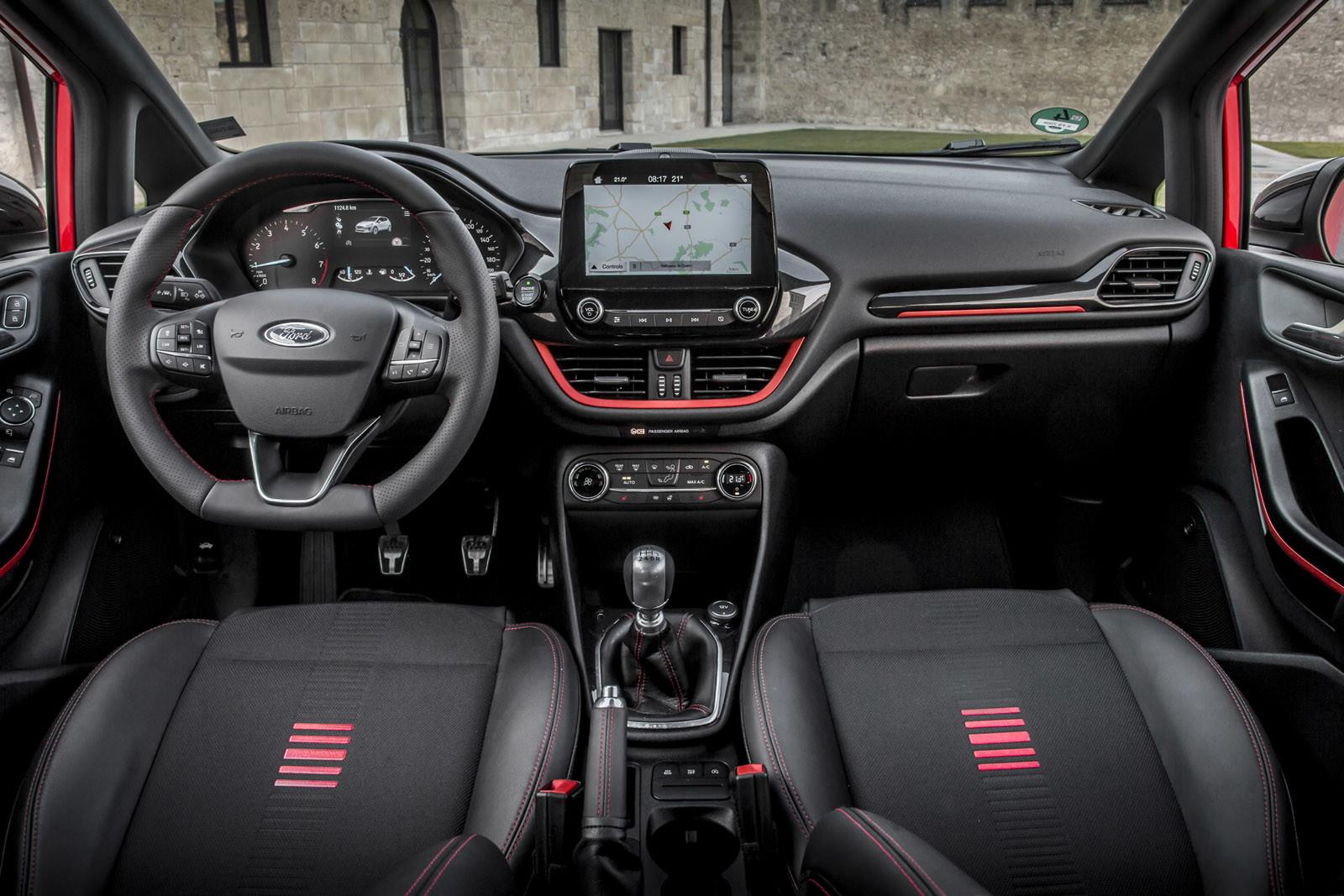 Foto de Ford Fiesta 2017, toma de contacto (29/192)
