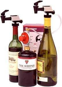 Conservar el vino en casa con The Keeper