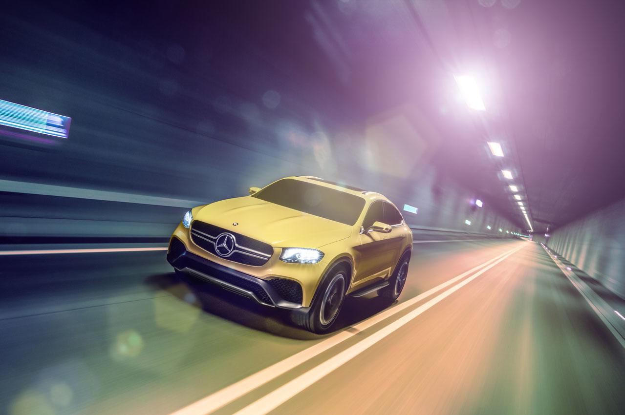 Foto de Mercedes-Benz Concept GLC Coupé (10/14)