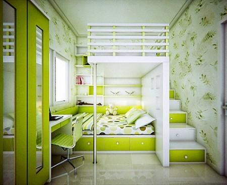 Dormitorios Juveniles Inspiracion Literas1