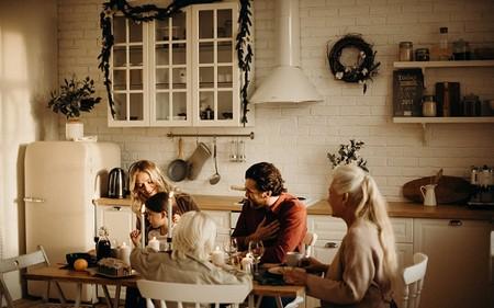 La semana decorativa: muchas cocinas, algo de minimalismo y un poco de Navidad