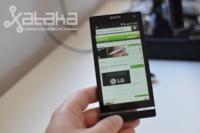 Sony Xperia S en vídeo