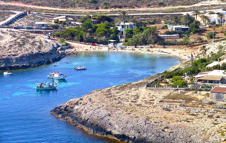 Playa Lampedusa