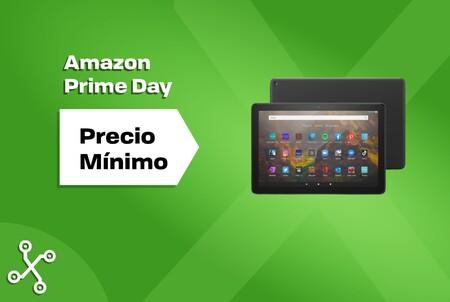 El Fire HD 10 es de una de las tablets más baratas que puedes encontrar en el Prime Day de Amazon: en oferta por 89,99 euros
