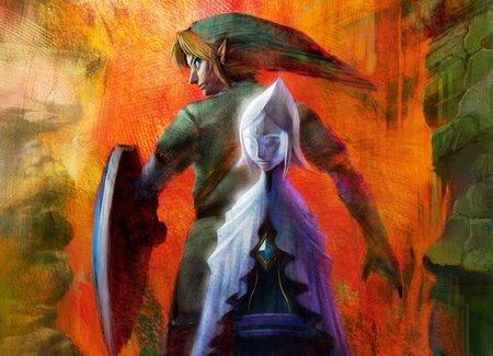 'The Legend of Zelda: Skyward Sword', se confirma que la espada no es la Princesa Zelda
