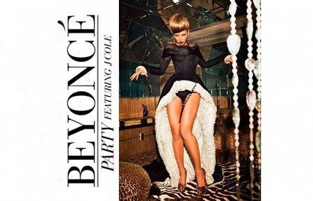 ¡Y van tres en un mes! Beyoncé llega con ganas de 'Party'