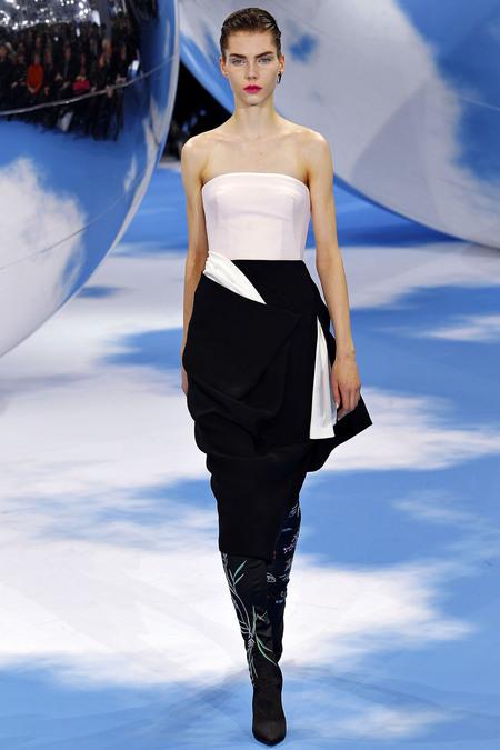 Foto de Christian Dior Otoño-Invierno 2013/2014: Memory dresses (10/21)