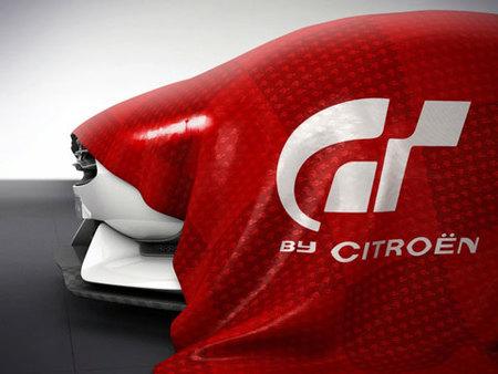 Citroen GT Concept Teaser 3