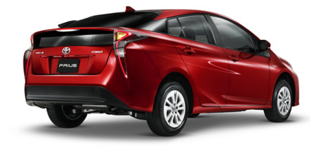 Toyota Prius Mx2