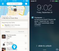 Foursquare enviará sugerencias no solicitadas en función de la posición del usuario