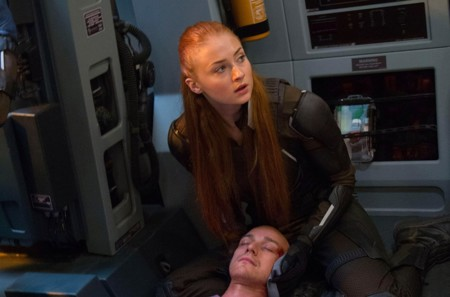 Sophie Turner James Mcavoy X Men Apocalipsis