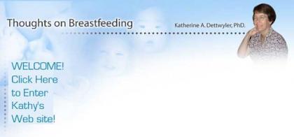 Katherine A. Dettwyler, una antropóloga especialista en lactancia