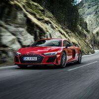 ¡Todo propulsión! El Audi R8 V10 Performance RWD viene con una dosis extra de picante con 570 CV sólo para las ruedas traseras