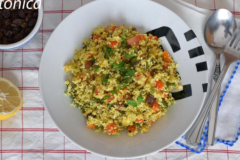 cenas con quinoa para adelgazar