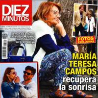 María Teresa Campos hasta en la sopa