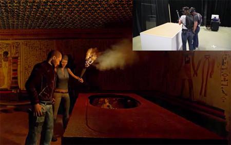 En la realidad virtual que llega también hay espacio para el multijugador