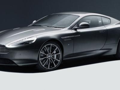 Aston Martin DB9 GT: el DB9 más potente de la historia pone rumbo a Goodwood