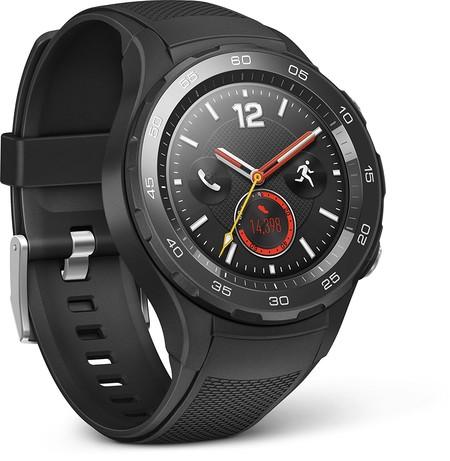 Smartwatch Huawei Watch 2, con conectividad WiFi y 4G, por sólo 219 euros y envío gratis