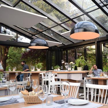 Cabaña Marconi, un refugio con sabor sueco para escapar del agobio madrileño