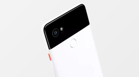 El Pixel 2 Xl en versión blanco y negro