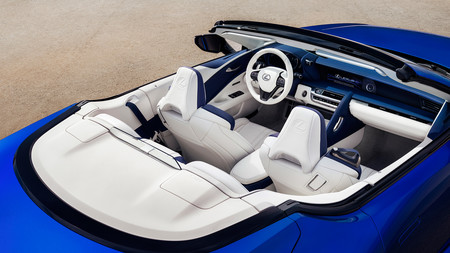 Lexus LC 500 Cabrio 2020