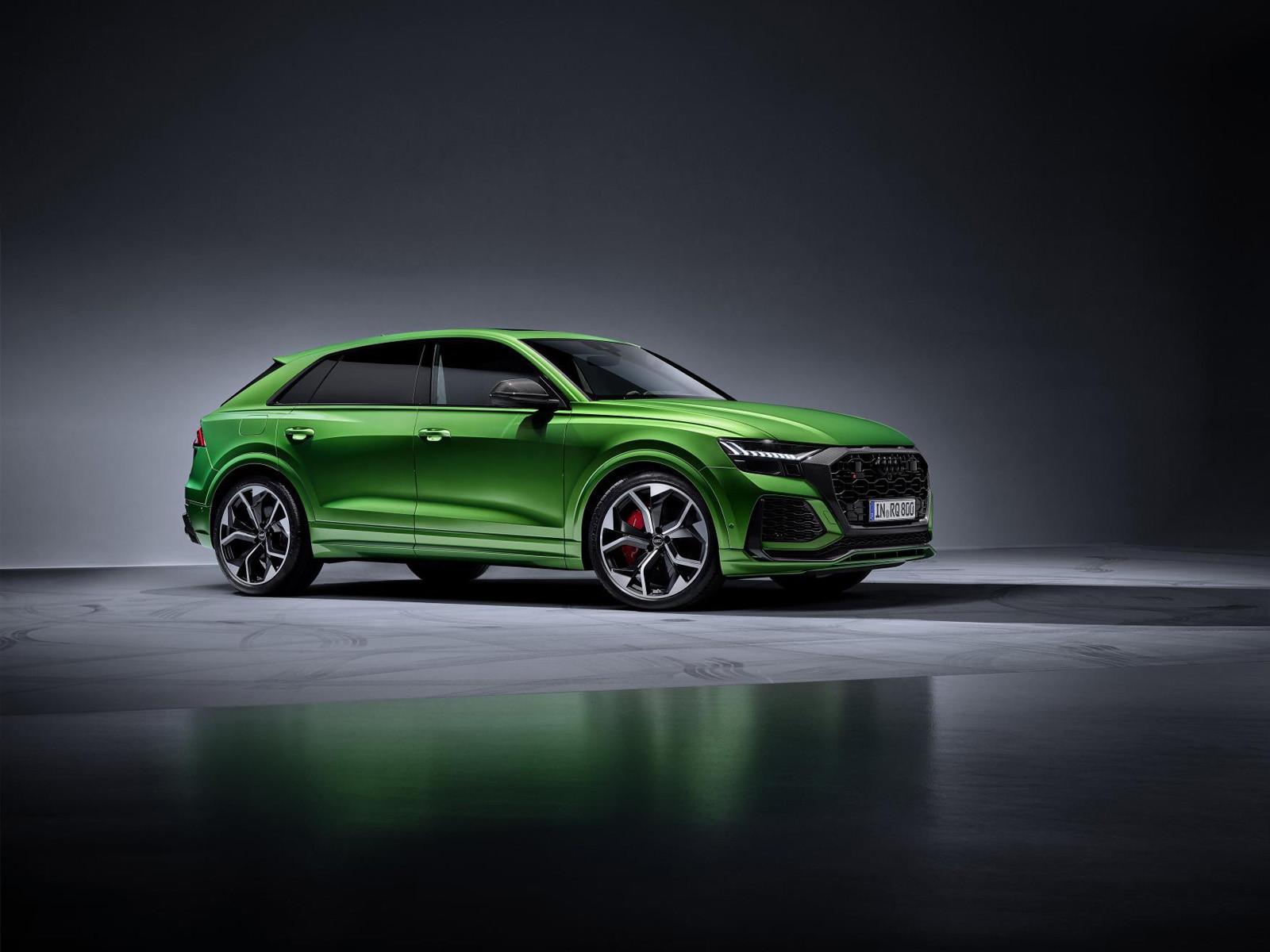 Foto de Audi RS Q8 2020 (15/47)