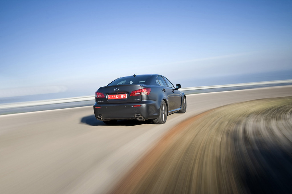 Foto de Lexus IS-F (12/111)