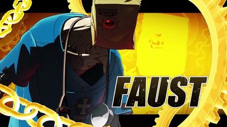Faust estará de vuelta en el nuevo Guilty Gear: Strive, y luce así de bien