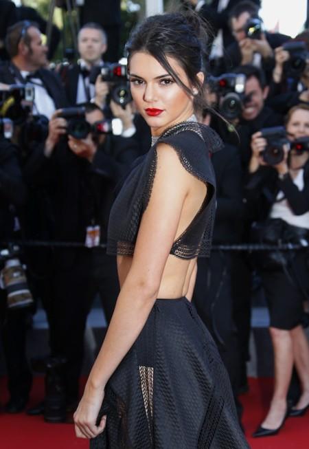 Kendall Jenner es el centro de las miradas en el Festival de Cannes 2015