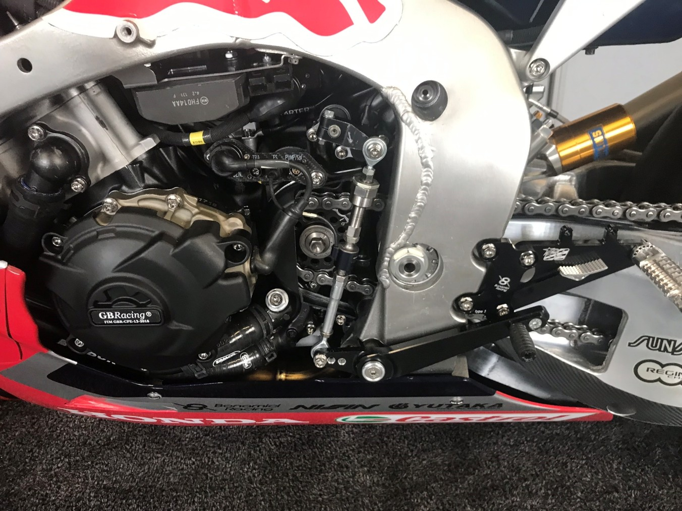 Foto de Superbike de Nicky Hayden (5/15)