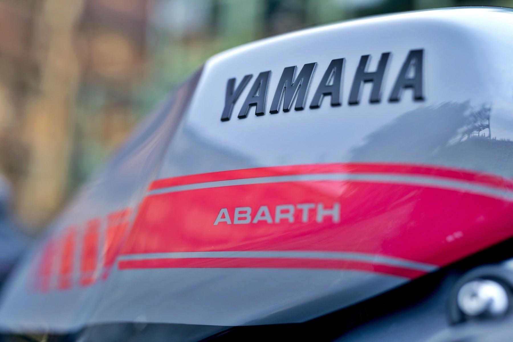 Foto de Yamaha XRS900 Abarth (21/38)