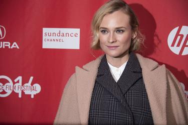 Diane Kruger se convierte en la superheroína del estilo para conquistar Sundance