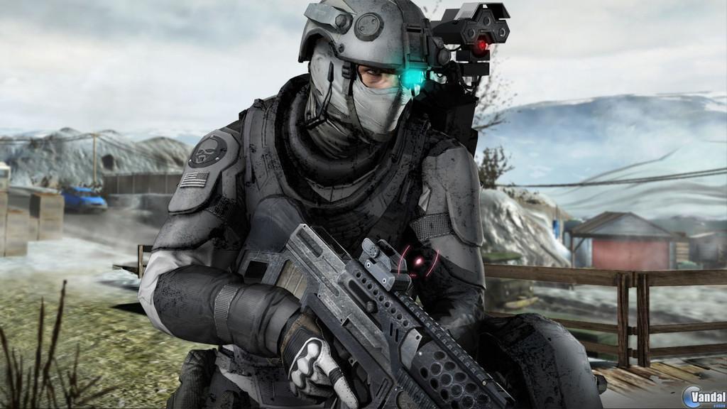 Foto de Ghost Recon Future Soldier, nuevas imágenes (8/15)