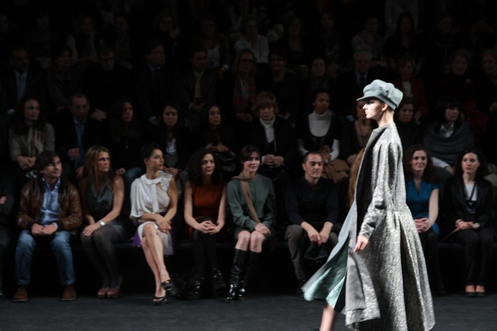 Foto de Jesús del Pozo en la Cibeles Fashion Week Otoño-Invierno 2011/2012 (66/71)