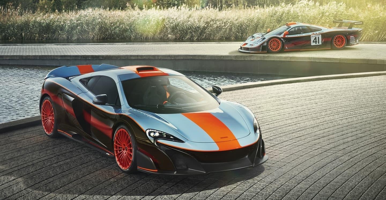 Foto de McLaren 675LT Gulf Racing (1/10)