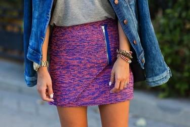 Encuentra la minifalda perfecta en estas rebajas 2014