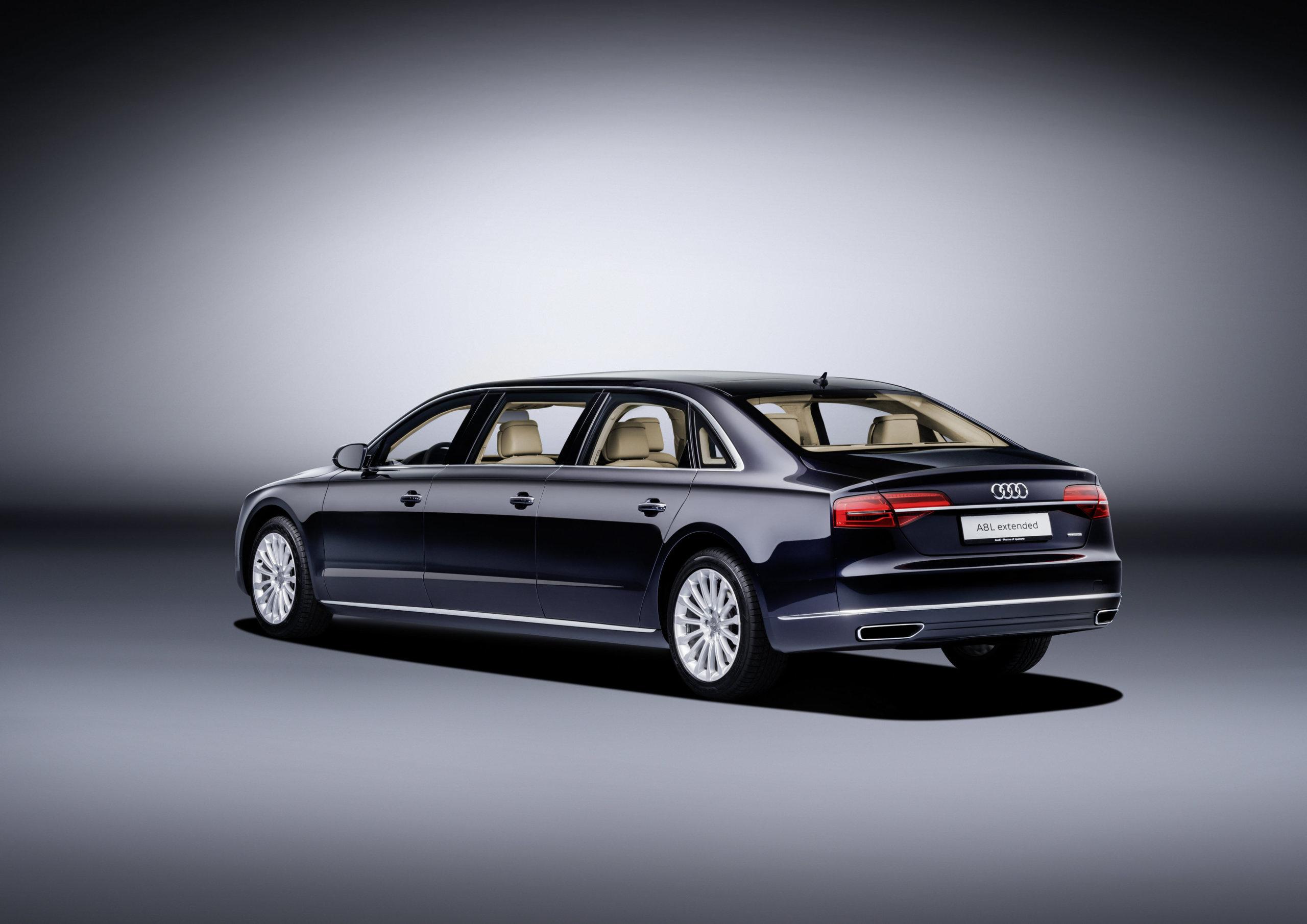 Foto de Audi A8 L extended (5/12)
