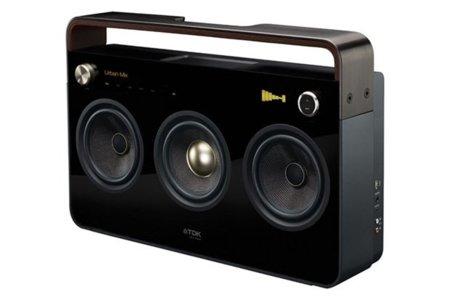 TDK Boombox, la música de tu ghetto