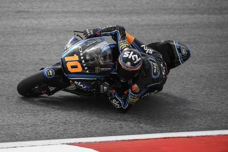 Luca Marini Gp Austria Moto2 2018
