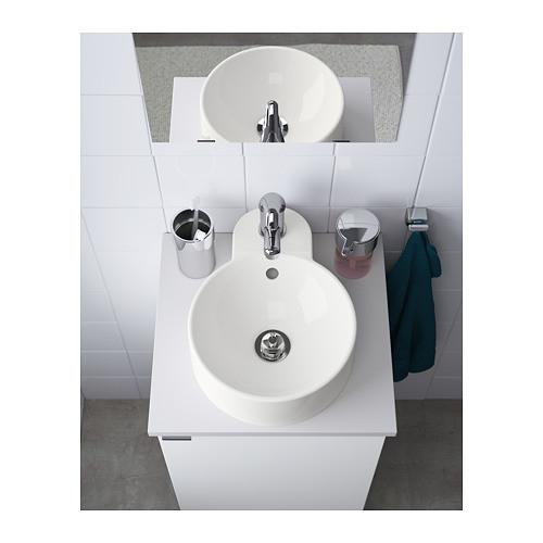 Ikea Gutviken Lavabo Encimera Blanco 0497987 Pe639165 S4
