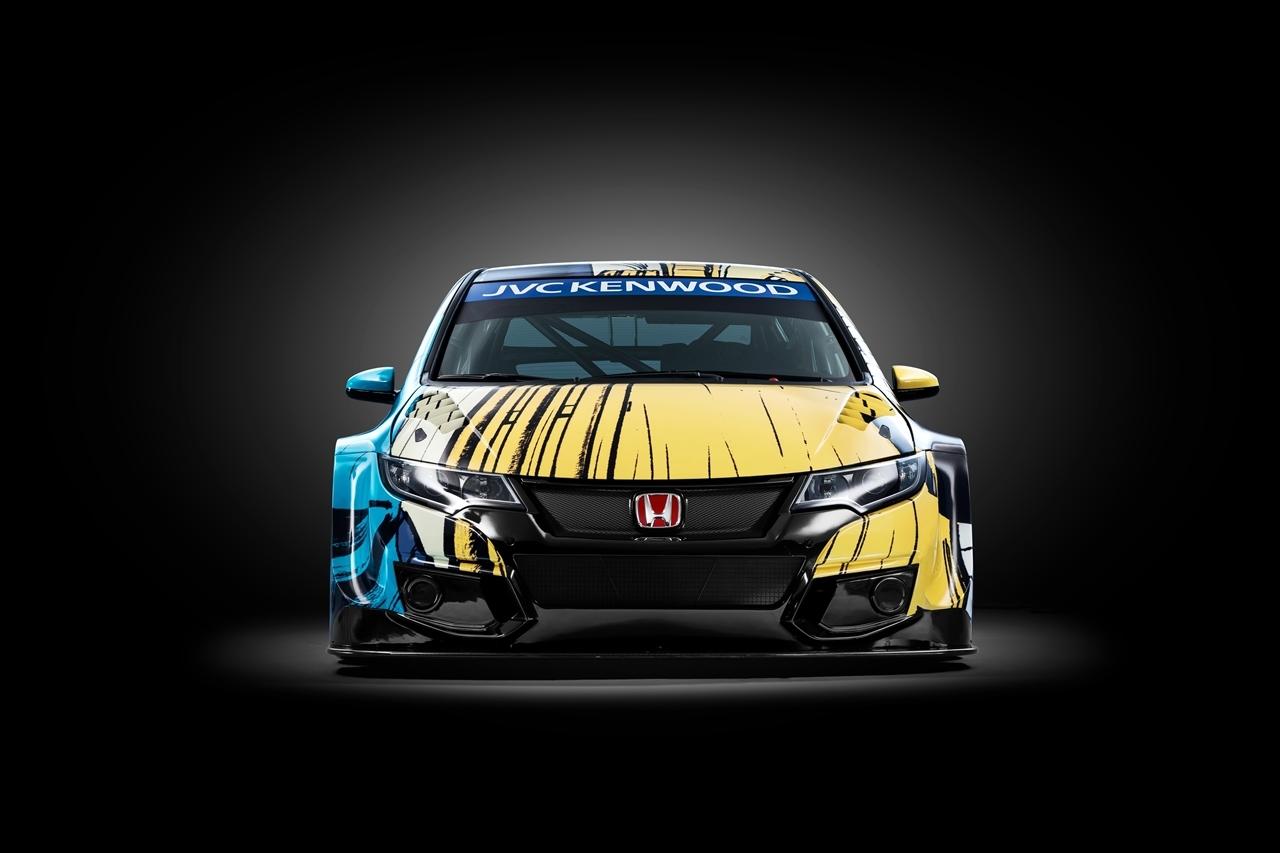 Foto de Honda Civic WTCC - Funcadión Jean Graton (4/5)