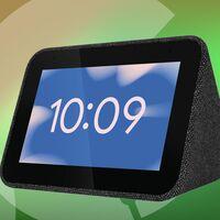 Chollazo en los 8 Días de Oro de El Corte Inglés: Lenovo Smart Clock con Google Assistant y un 58% de descuento