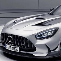 El Mercedes-AMG GT Black Series P One Edition, es un modelo exclusivo para quienes compraron el AMG One