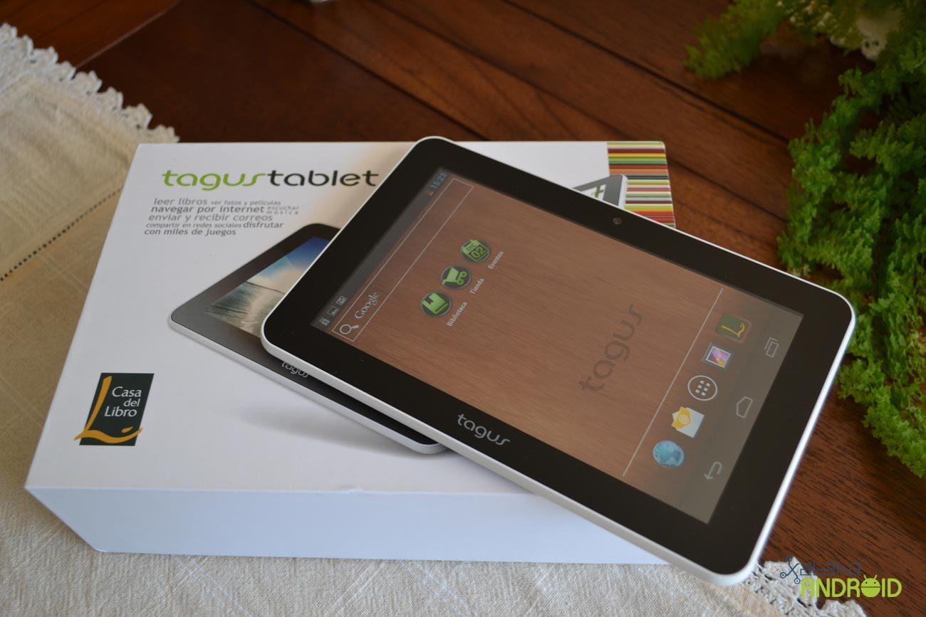 Foto de Tagus Tablet (14/18)