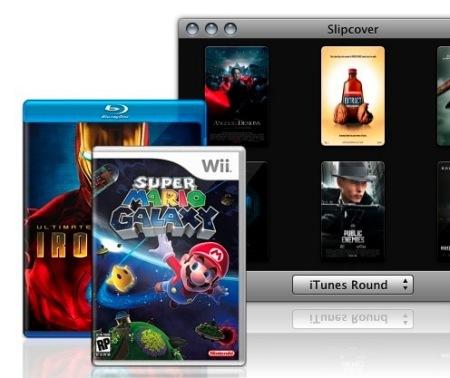 SlipCover, carátulas con estilo para tus iconos de archivos multimedia