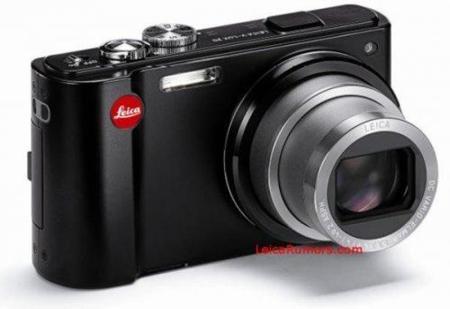 Leica V-Lux 20, la nueva cámara con GPS de Leica filtrada