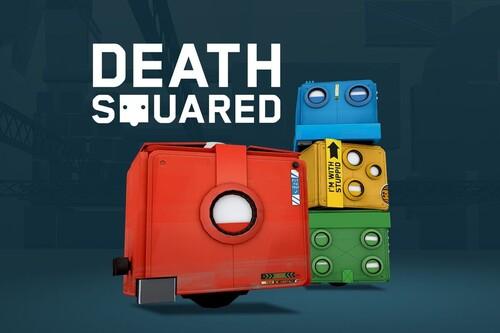 Death Squared: muerte elevada al cubo, dándole al coco y con personalidad múltiple