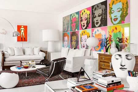 Maravillosas combinaciones para casas imperfectas de estilo vanguardista-clásico
