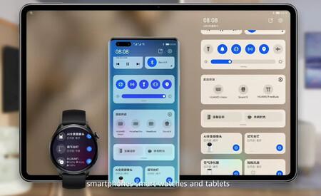 Huawei Harmonyos Integracion Dispositivos